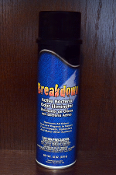 BREAKDOWN Active Bacteria Odor Eliminator